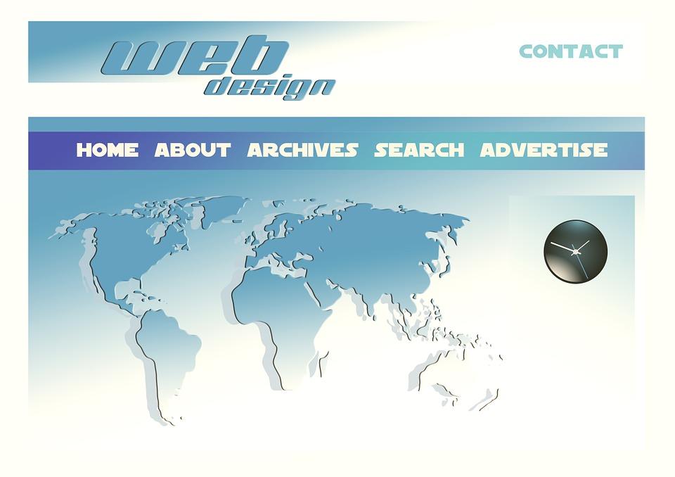 网页设计架构如何设计
